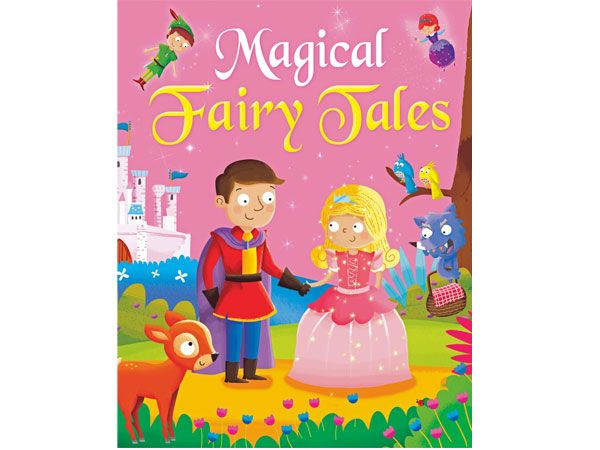 Magical Fairy Tales Story Book, RRP 9.99 - by Brown Watson