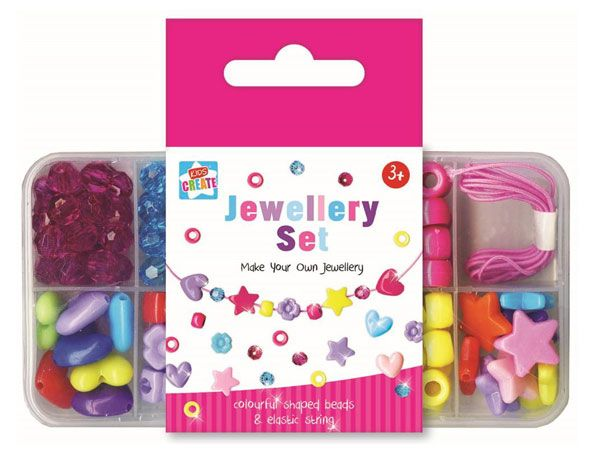 Kids Create Make Your Own Jewellery Set
